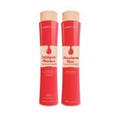 Кератин Happy Hair Macadamia Gloss комплект 1000/1000 мл