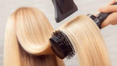 Степени повреждения волос